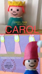 Poster for Carol